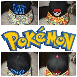 2 Pokémon hats